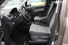 Caddy .2.0 TDI Comfortline Family