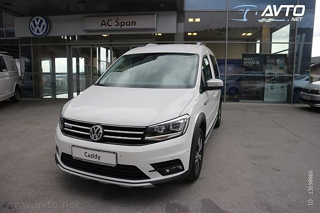 Caddy .2.0 TDI ALLTRACK