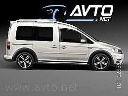 Caddy .Alltrack 2.0 TDI DSG