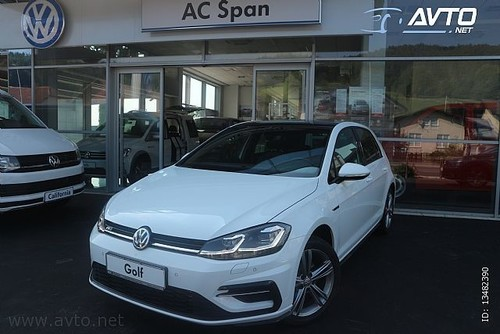 Golf .2.0 TDI BMT R-Line Edition