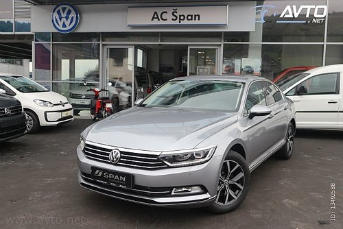 Passat .2.0 TDI BMT Connect