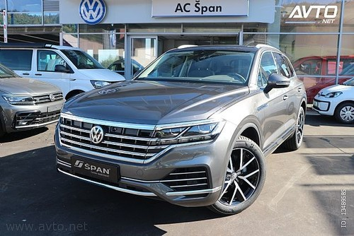 Touareg .4motion V6 TDI BMT Atmosphere Tiptronic