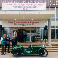 Concours d'elegance Bled 2016