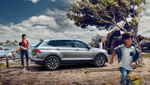Novi Tiguan All space