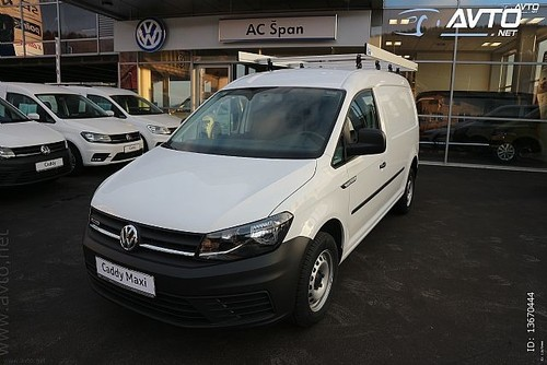 Caddy .2.0 TDI 4 MOTION MAXI FURGON StoreVan