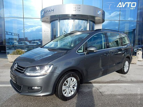 Sharan 2.0 TDI BlueMotion Technology Comfortline