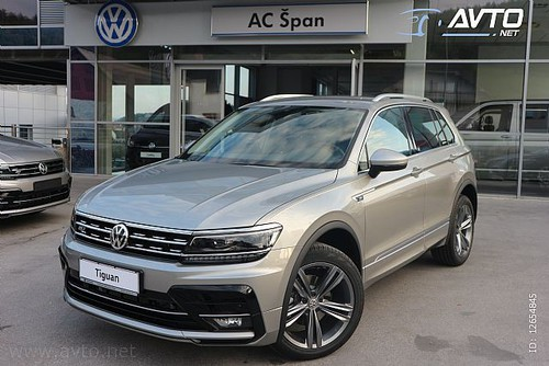 Tiguan .4motion 2.0 TDI BMT Highline DSG